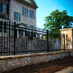 Wrought Iron Metal Fencing and Railings - Household or Business, Large or Small. Coated or Uncoated from J F Fabrications Chesterfield