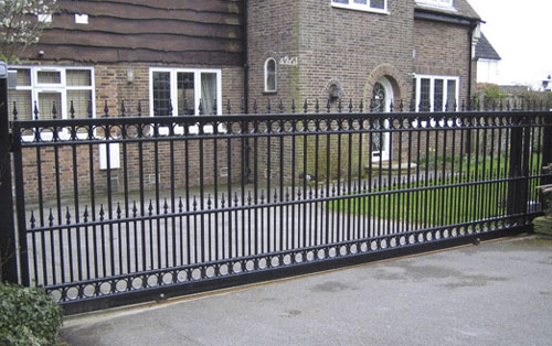 Wrought Iron Gates And Fencing Made To Measure J F
