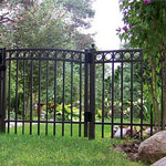 Bespoke ornamental fences